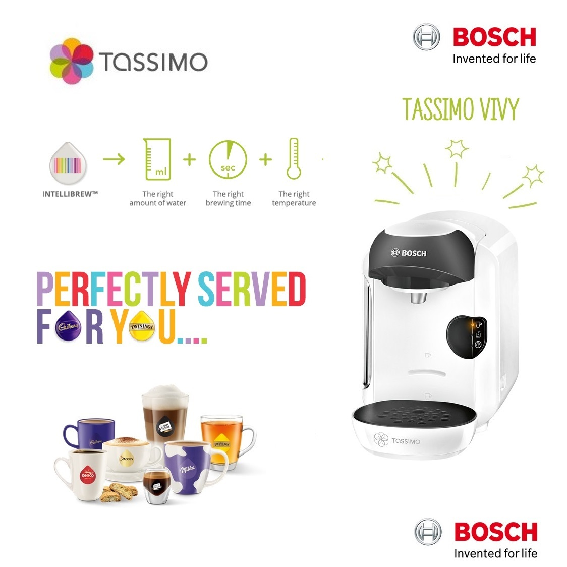 how to clean tassimo vivy