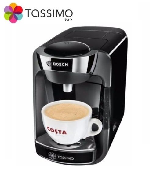 bosch tassimo suny t32 coffee machine tas3202gb. Black Bedroom Furniture Sets. Home Design Ideas