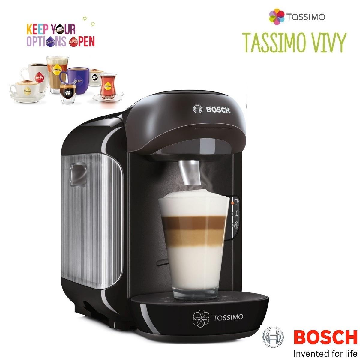 Bosch Coffee Maker Problems : Bosch Tassimo Vivy II T12 TAS1252GB Refurbished Offers