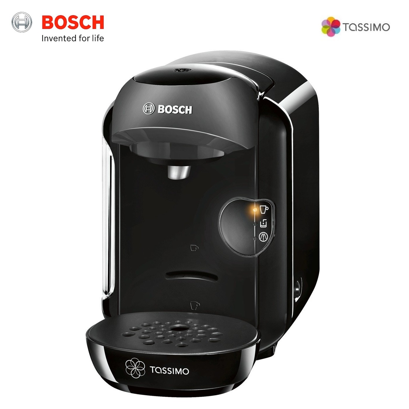 bosch tassimo vivy ii t12 tas1252gb refurbished offers. Black Bedroom Furniture Sets. Home Design Ideas