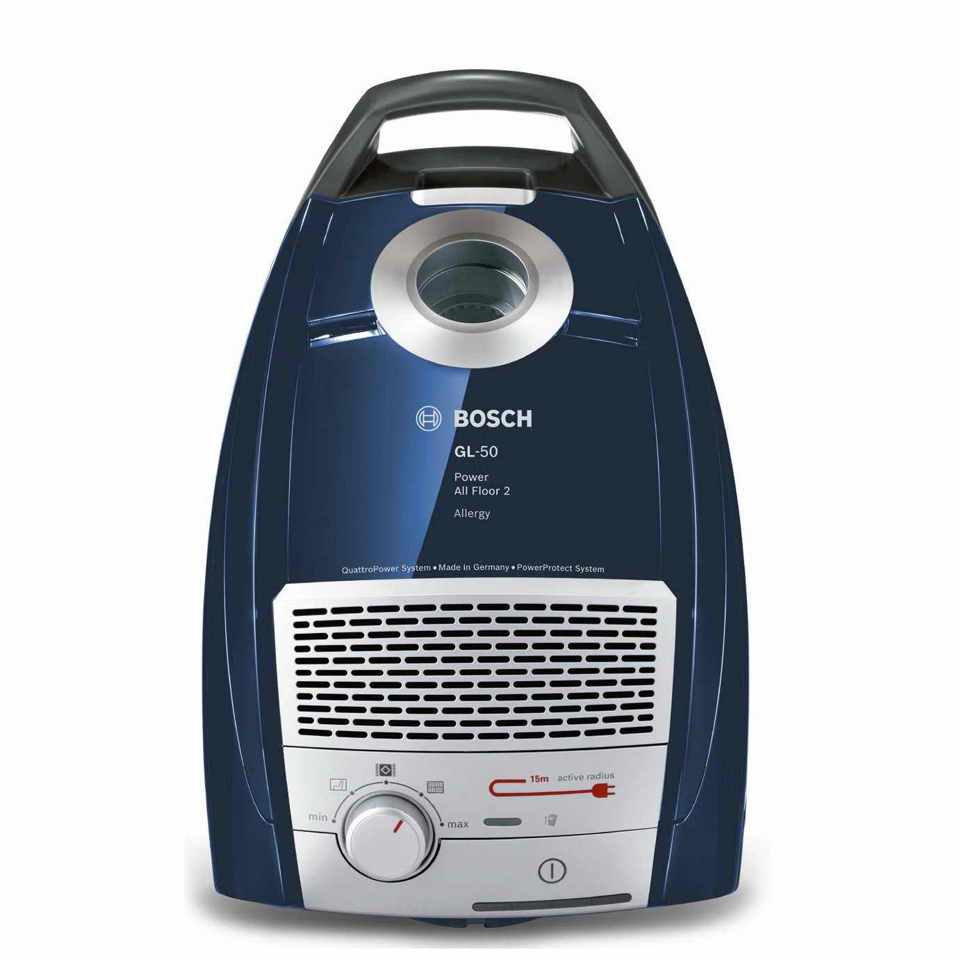 Bosch BSGL5AL2GB GL50 Vacuum Blue