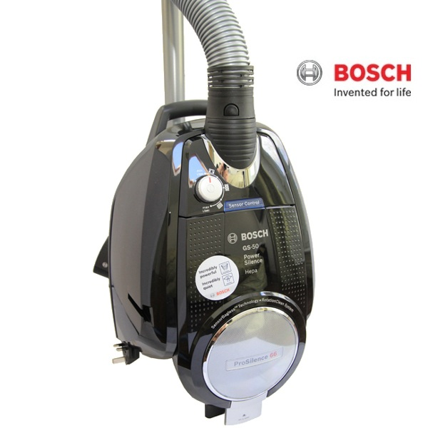 Bosch GS50 Power Silence 2 Bagless