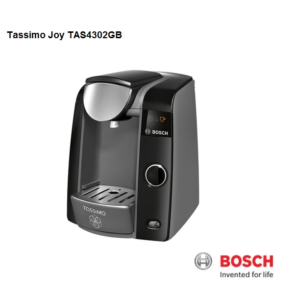 bosch tassimo joy t43 black multi drinks pod machine. Black Bedroom Furniture Sets. Home Design Ideas